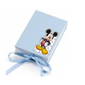 SCATOLA POSATE MICKEY MOUSE Cod. D297 C